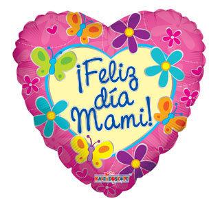 Globo Feliz Día Mami