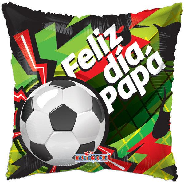 Globo Papa Futboll Holografico