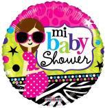 Globo Baby Shower Gellibean.