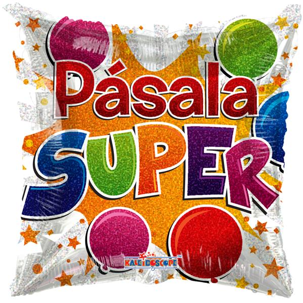 Globo Pasala Super Explosion