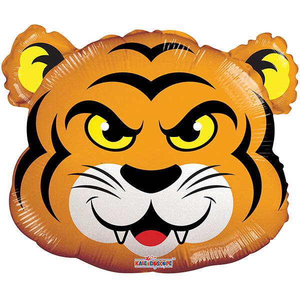 Globo Cabeza Tigre