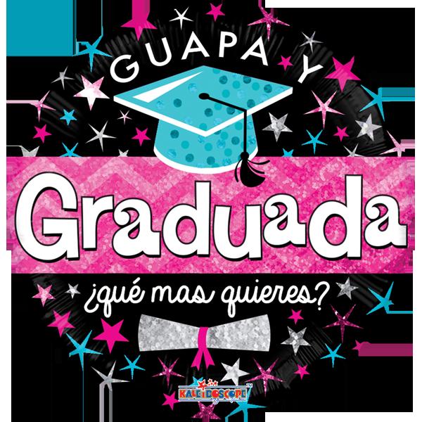 Globo Guapa Y Graduada