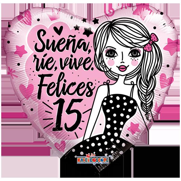 Globo Sueña, Rie, Vive Felices 15